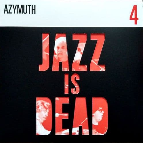 Ali Shaheed Muhammad & Adrian Younge / Azymuth<br>Jazz Is Dead 4<br>2LP